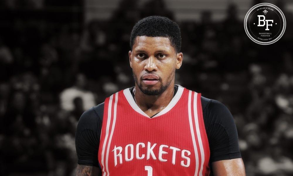 NBA Trade Rumors for 2016-17 Season: Rudy Gay to Rockets?