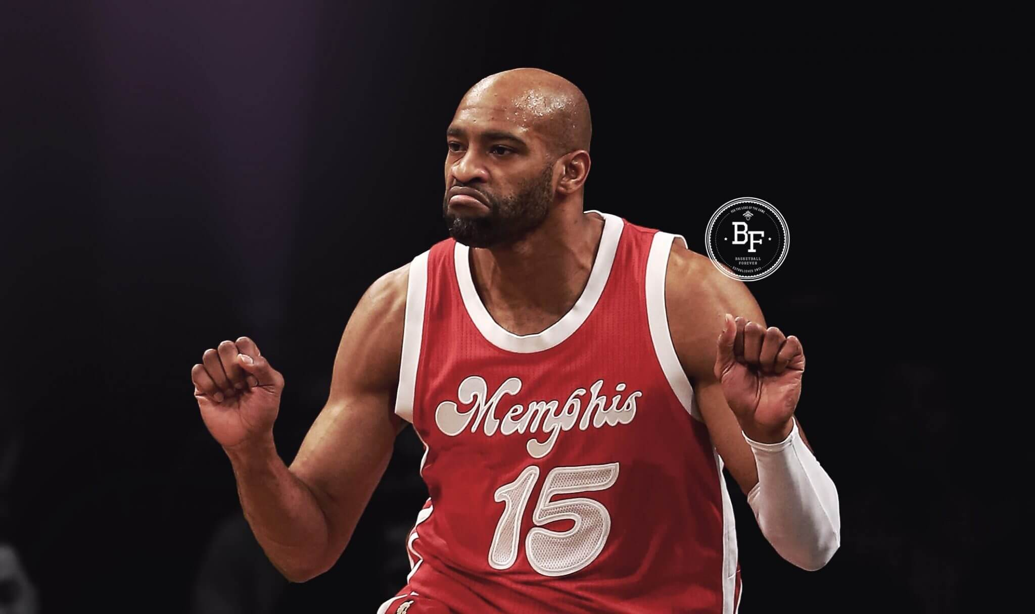 Vince Carter Says He Could Compete in 2017 Dunk Contest
