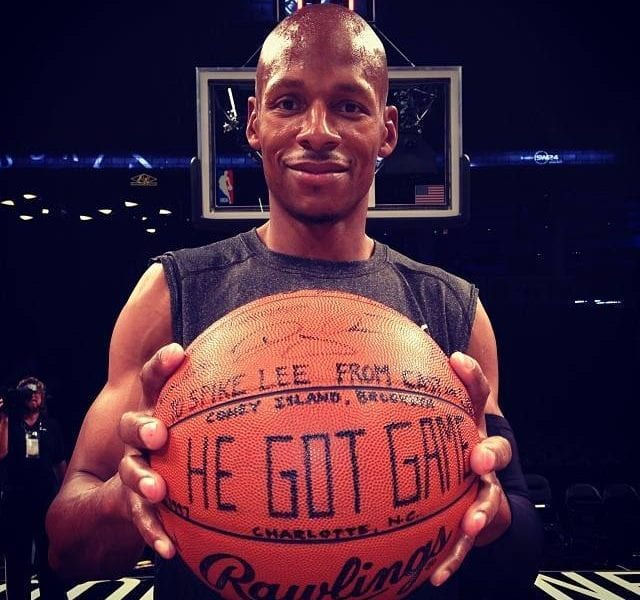 Ray Allen's Letter To His Younger Self