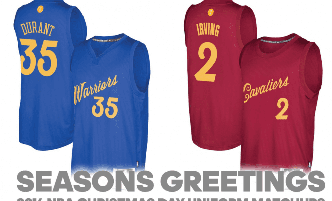 9005f8847ff NBA Christmas Day Jersey Leaks