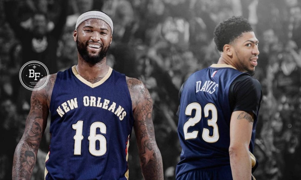 Pelicans Should Be Worried About Some Troubling DeMarcus Cousins Stats