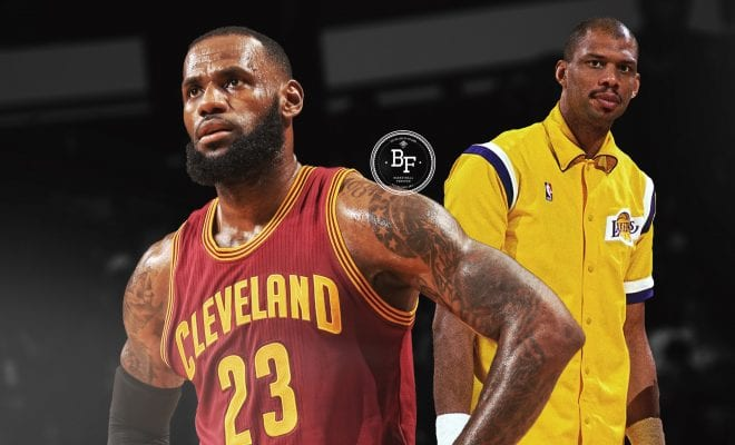 LeBron James Is On Track To Become The NBA's All-Time Scoring Leader