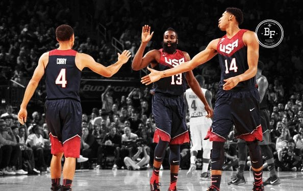FIBA pushing for 3-on-3 basketball in 2020 Olympics