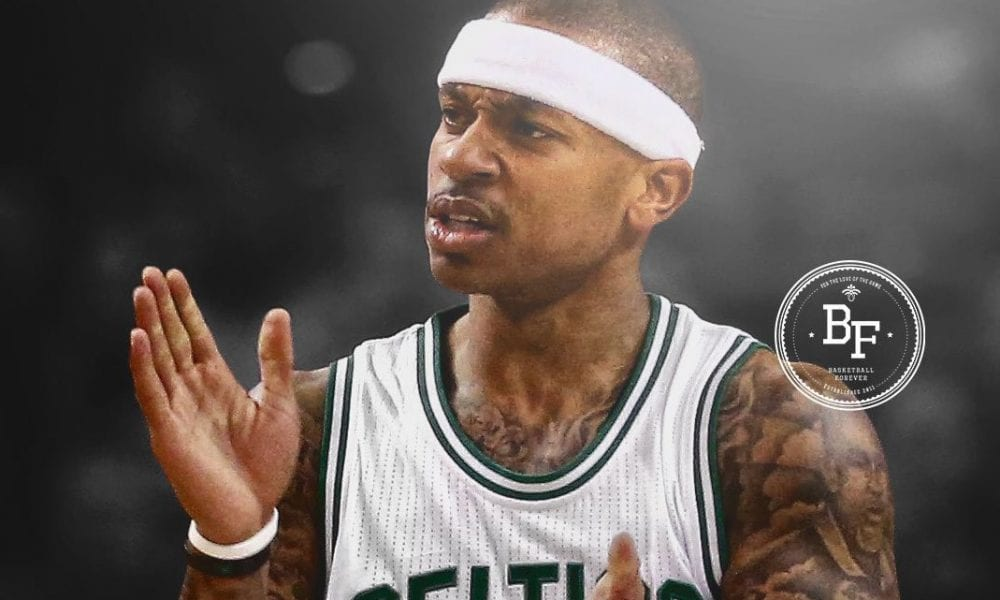 Isaiah Thomas's 53 Point Performance Came On His Sister's Birthday
