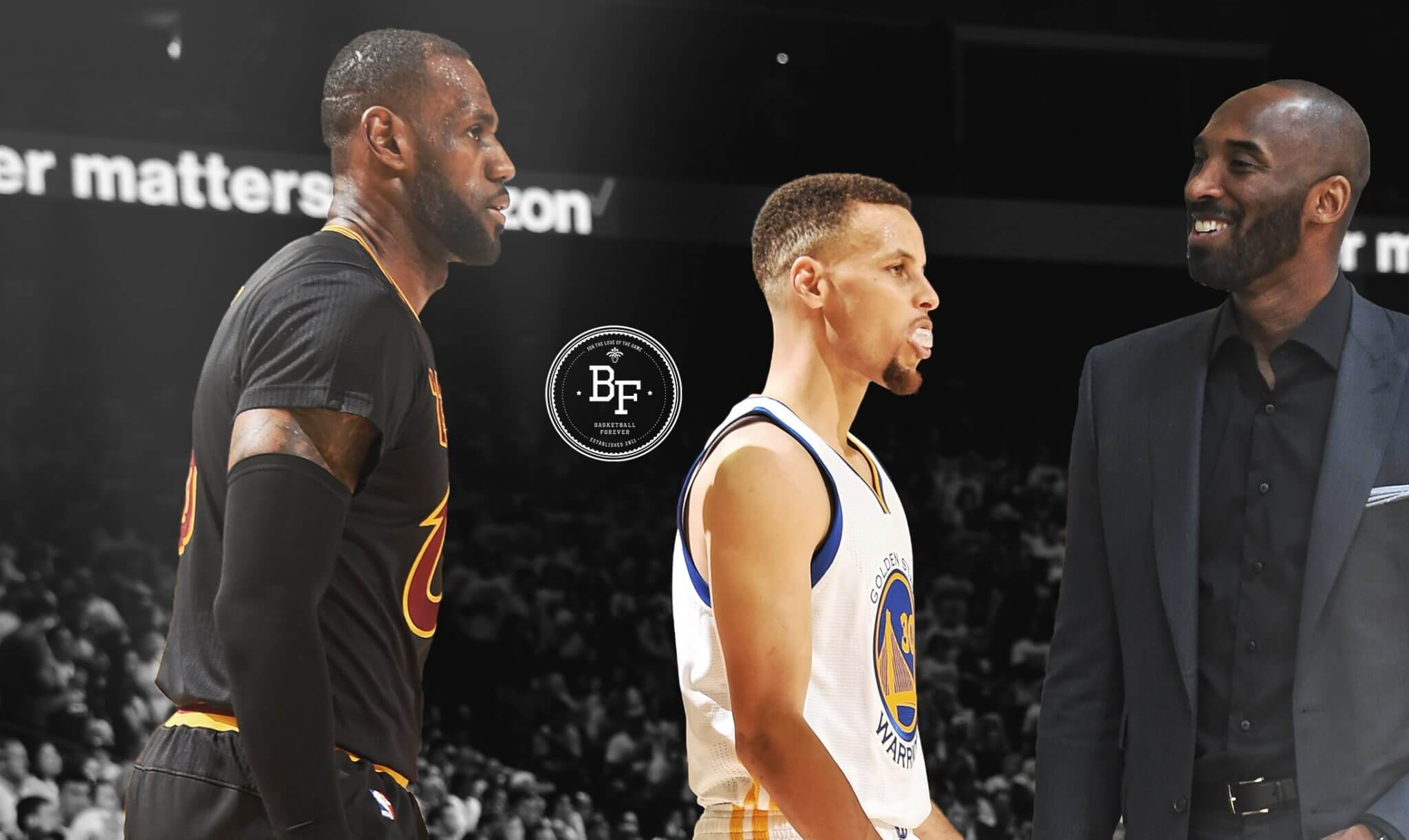 Kobe Bryant Explains Why 3rd Straight Warriors, Cavaliers Finals Is Good For NBA