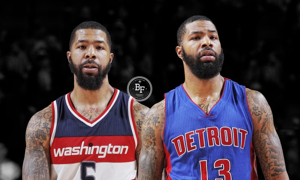 Have Markieff and Marcus Swapped Places Against Boston?