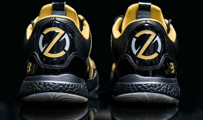 Lonzo Ball Has Been Accused Of Stealing The Logo On His Shoes