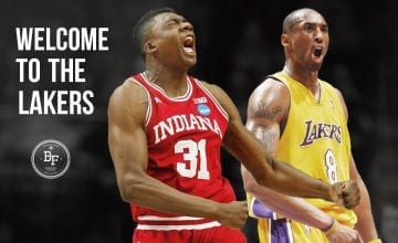 Welcome to the Lakers