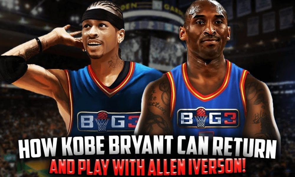 Kobe Bryant Return with BIG 3