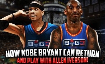 Kobe Bryant Return with BIG 3