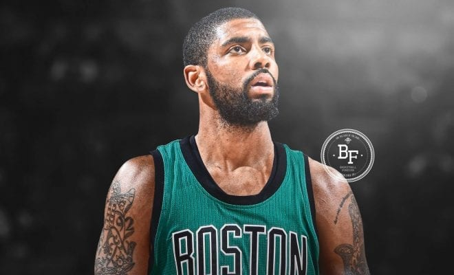 696d7b8a9e49 NBA Players React On Twitter To Kyrie Irving