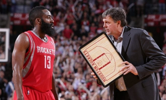 1716ef3b5744 James Harden Has Savagely Fired Back At Kevin McHale