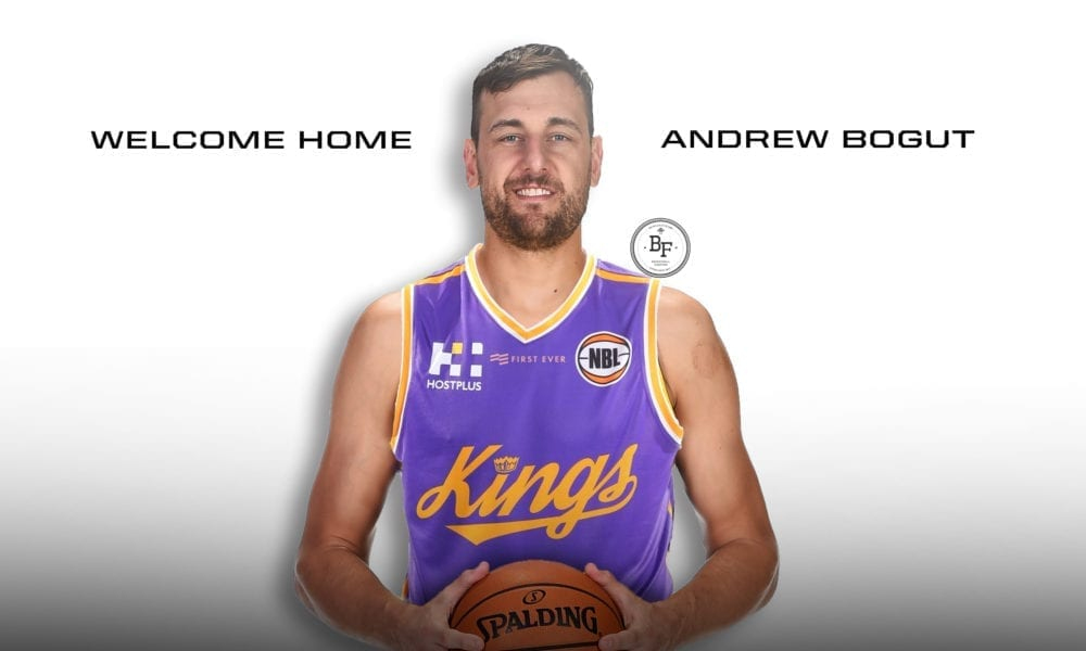 BREAKING: Andrew Bogut To Sign Multi-Year Deal With Sydney Kings