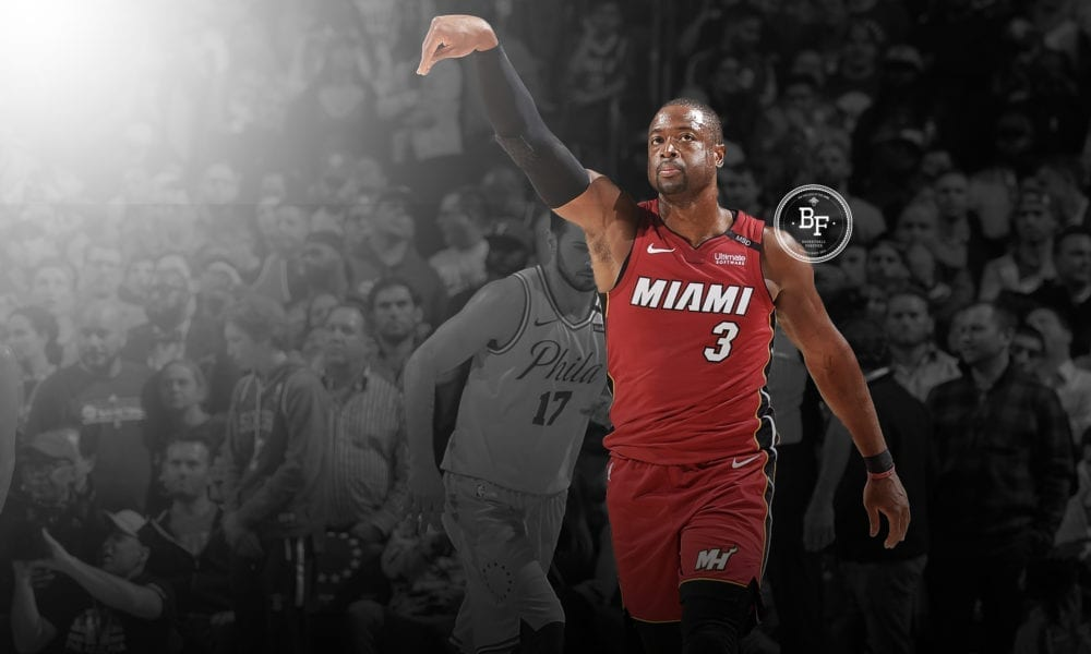 How Vintage D-Wade Stopped The Streak And Exposed Cracks In Sixers' Strategy