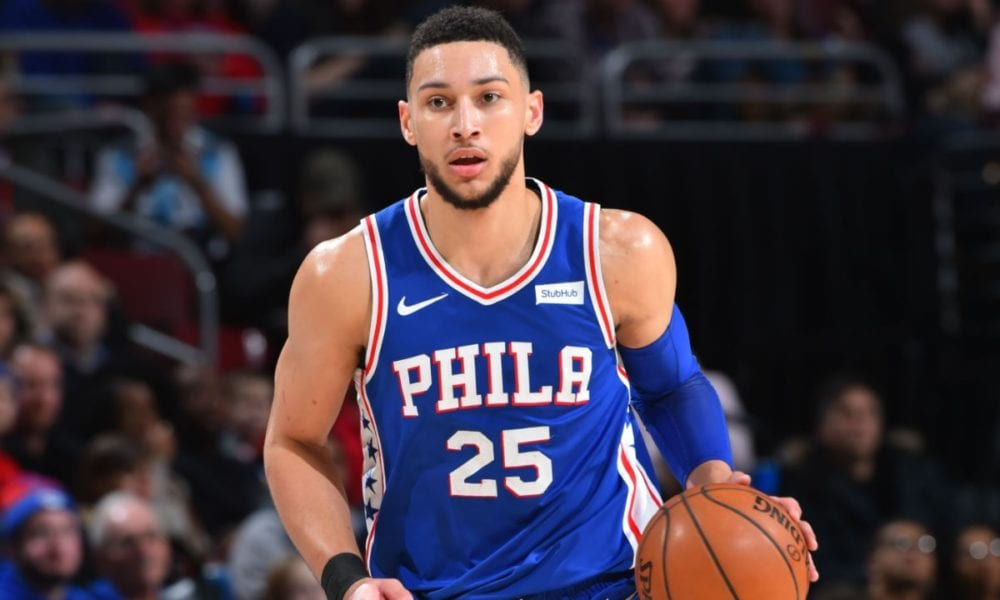 Ben Simmons 'Grateful' For All-Star Nod But Has A Bigger Goal