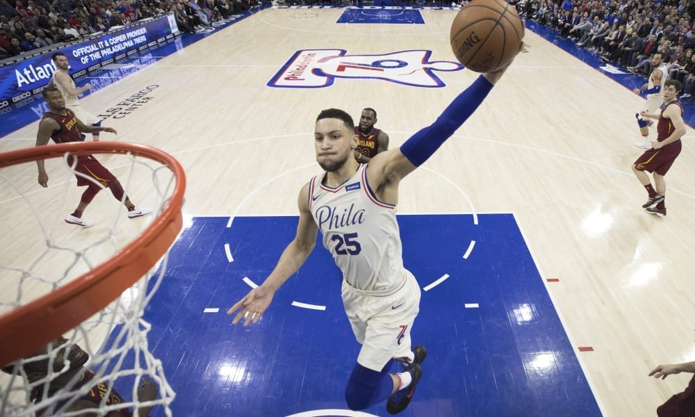 Where Does Ben Simmons Rank Among The Best Rookies Of All-Time?