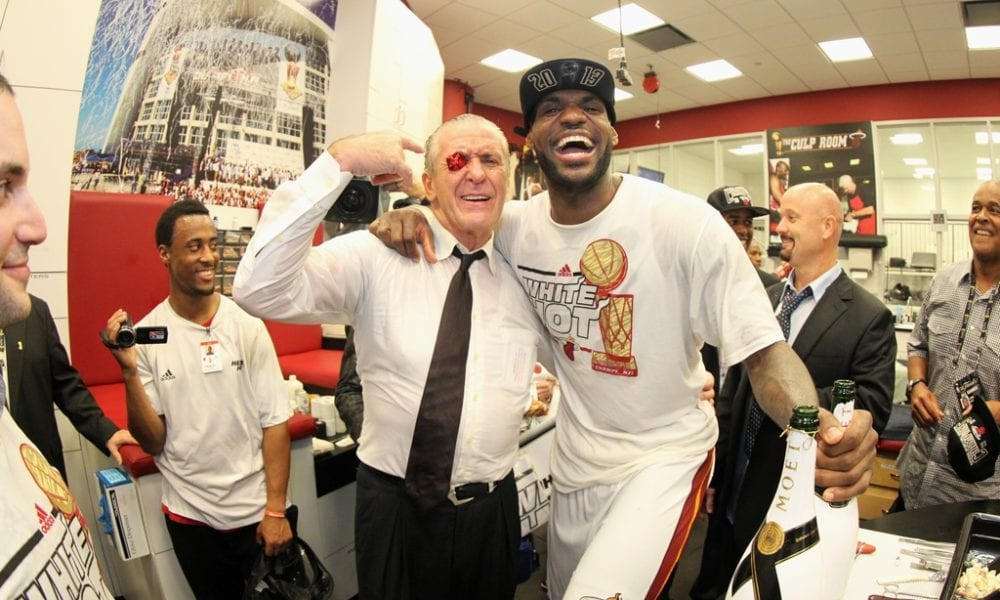Pat Riley Peels Back Curtain On The Wild LeBron Years In Miami