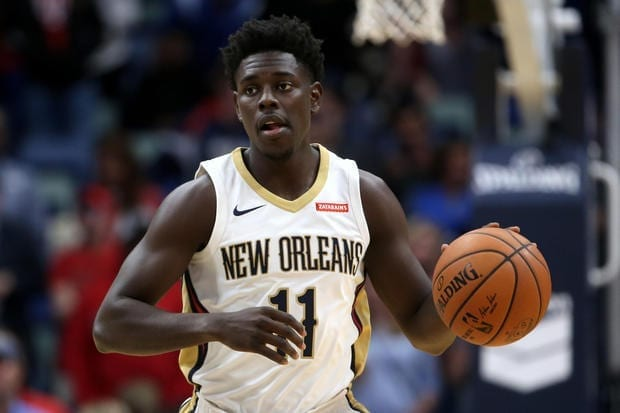 Pelicans' Guard Jrue Holiday Will Donate Their Salary to Start Social Justice Fund