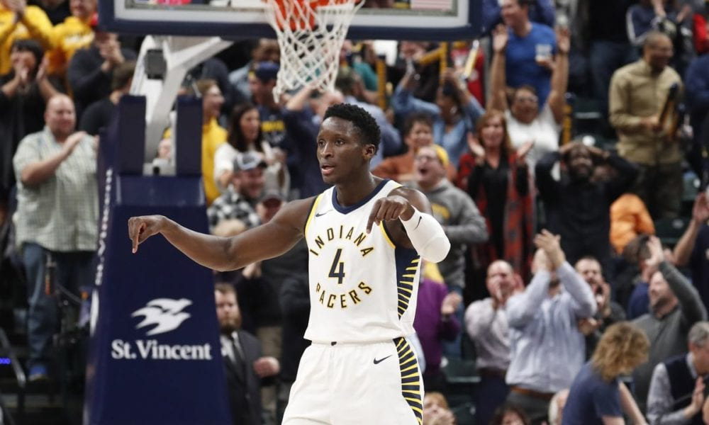 Indiana Reportedly Offered Victor Oladipo A Contract Extension Which He Rejected