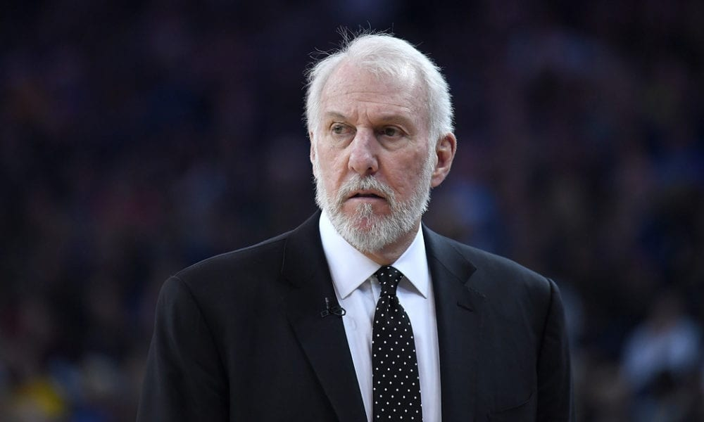 Gregg Popovich Roasts Journalist After Loss To Warriors