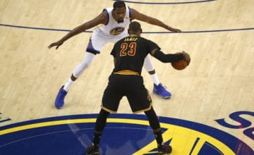 642880d378a How Cleveland Can Make The NBA Finals Interesting