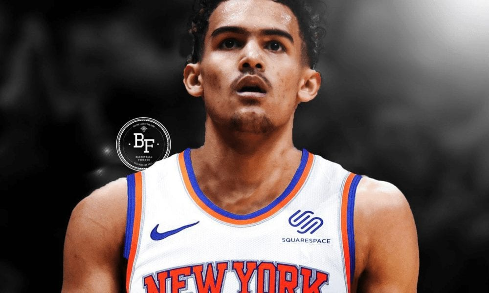 Knicks and 76ers Reportedly Very Interested In Trae Young