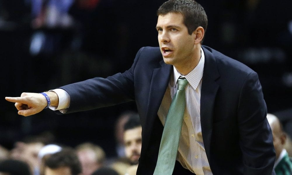 NBA Players In Disbelief Over Brad Stevens' Snubbing From Coaches' Vote