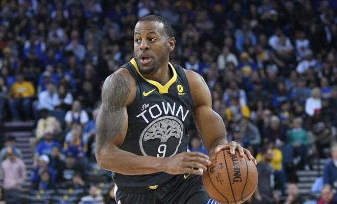 714fce2077b6 What Does Andre Iguodala s Injury Mean For The Warriors