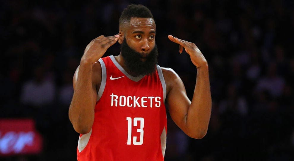 James Harden Not Worried At All After Getting Blown Out By Warriors