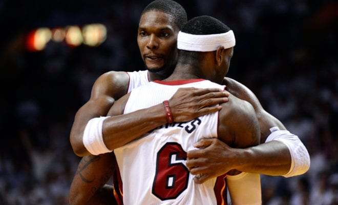 d52594ace7bd Chris Bosh Explains Why He Thinks LeBron James Is Going To Houston