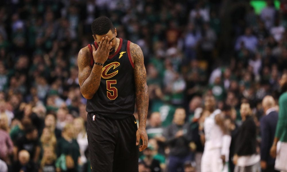 JR Smith Says He Knew Scores Were Tied, Explains His Thought Process