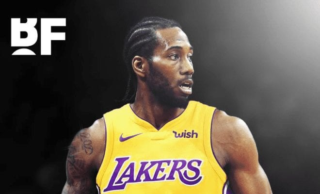 04b9114b4 If The Lakers Can Land Kawhi