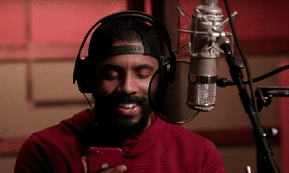 Kyrie Irving Just Dropped His First R&B Track And It's Pretty Good