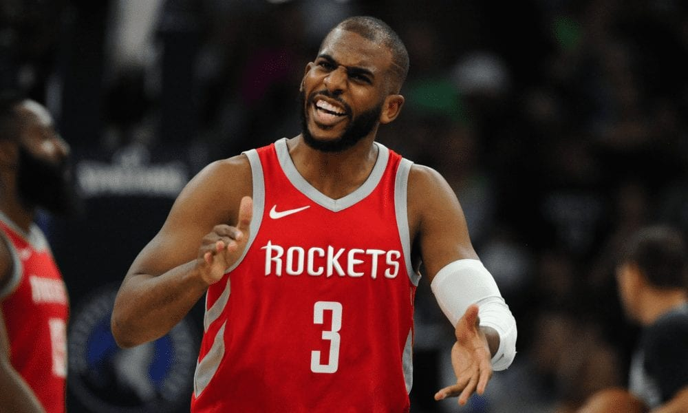 Houston, We Have A Problem: Chris Paul Wants A Max Contract This Summer