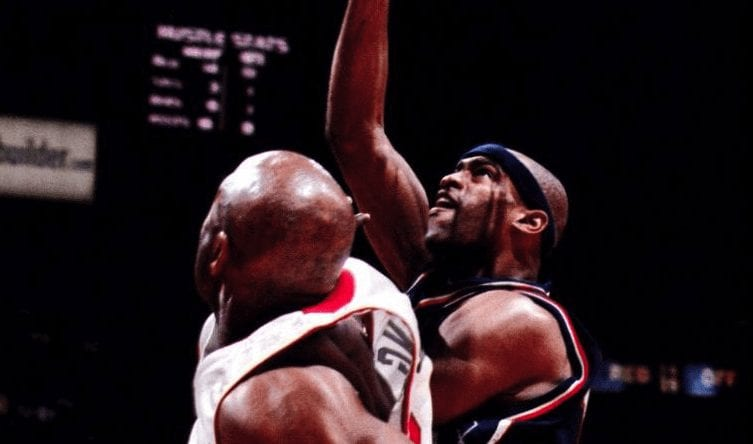 Vince Carter Says Alonzo Mourning Didn't Talk To Him For Years After Wild Poster