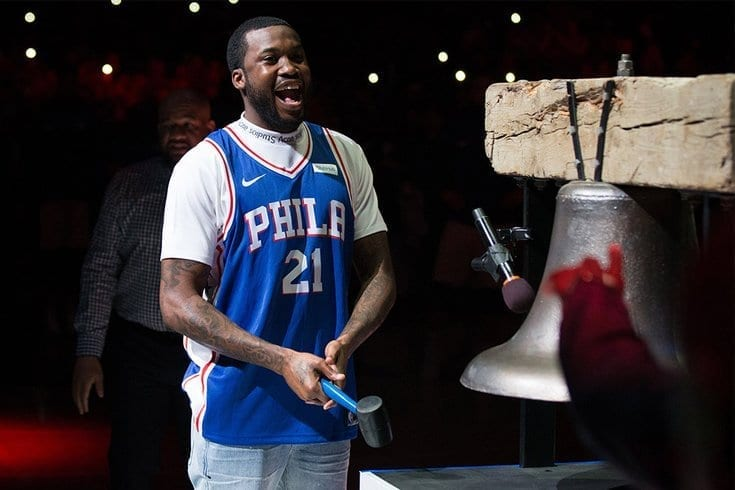 76ers Co-Owner Details Player Reactions From The Day Meek Mill Was Freed