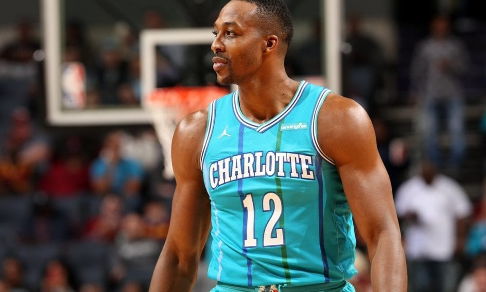 Dwight Howard Says The Talk Of Him Being A Bad Teammate Is 'Just Lies'
