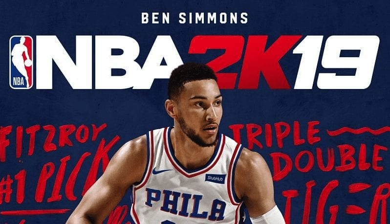 You Won't Find A More Fitting NBA 2K Cover Athlete Than Ben Simmons