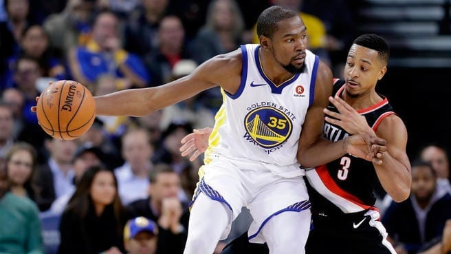 Breaking Down CJ McCollum's War Of Words With Kevin Durant