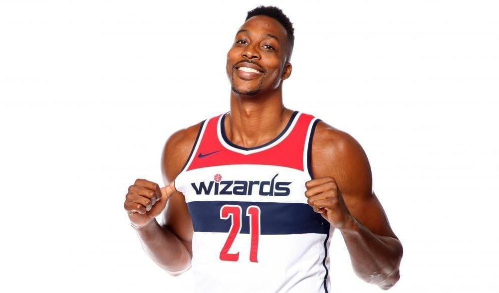Dwight Howard Claims He Turned Warriors Down To Sign With Wizards
