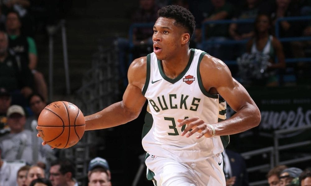 Giannis Antetokounmpo Isn't Worried About Playing In A Big Market