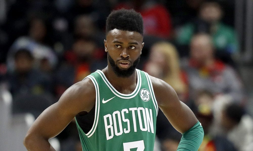 Jaylen Brown Upset, Not Relieved, That LeBron James Left Eastern Conference