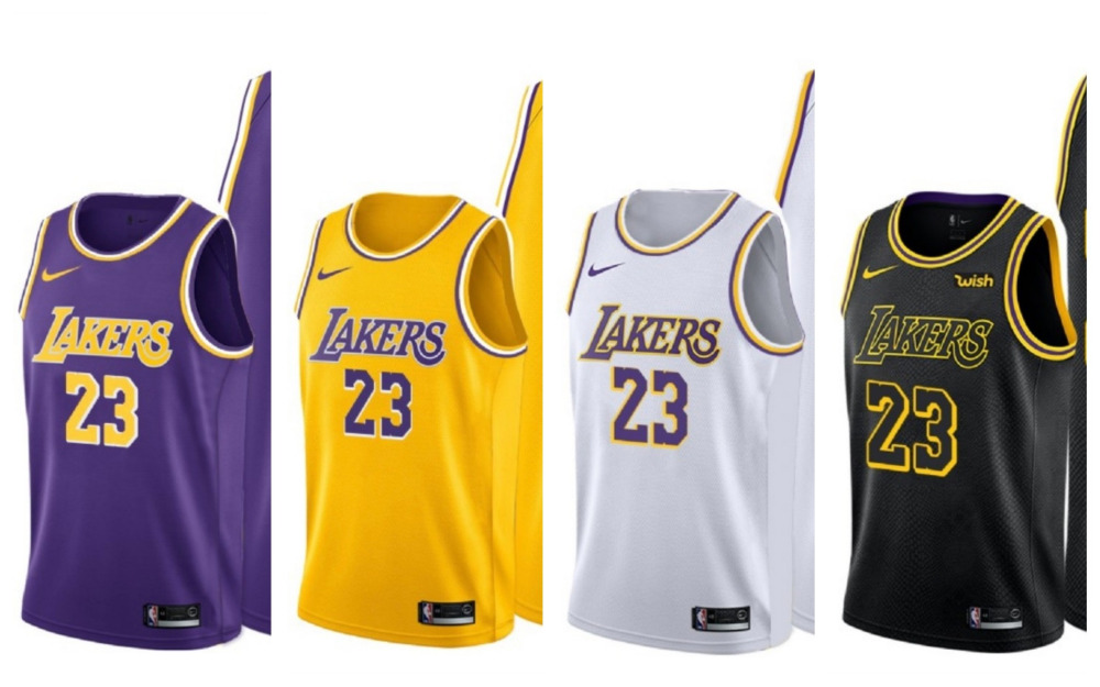 Are The Lakers Really Switching Back To Their  Showtime  Jerseys ... 678870688