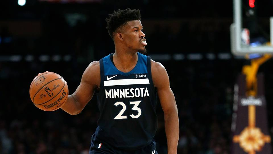 Jimmy Butler's Agent Responds To Reports He Is Unhappy In Minnesota