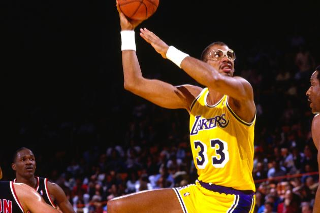 106b1970dd3 Are The Lakers Really Switching Back To Their  Showtime  Jerseys ...