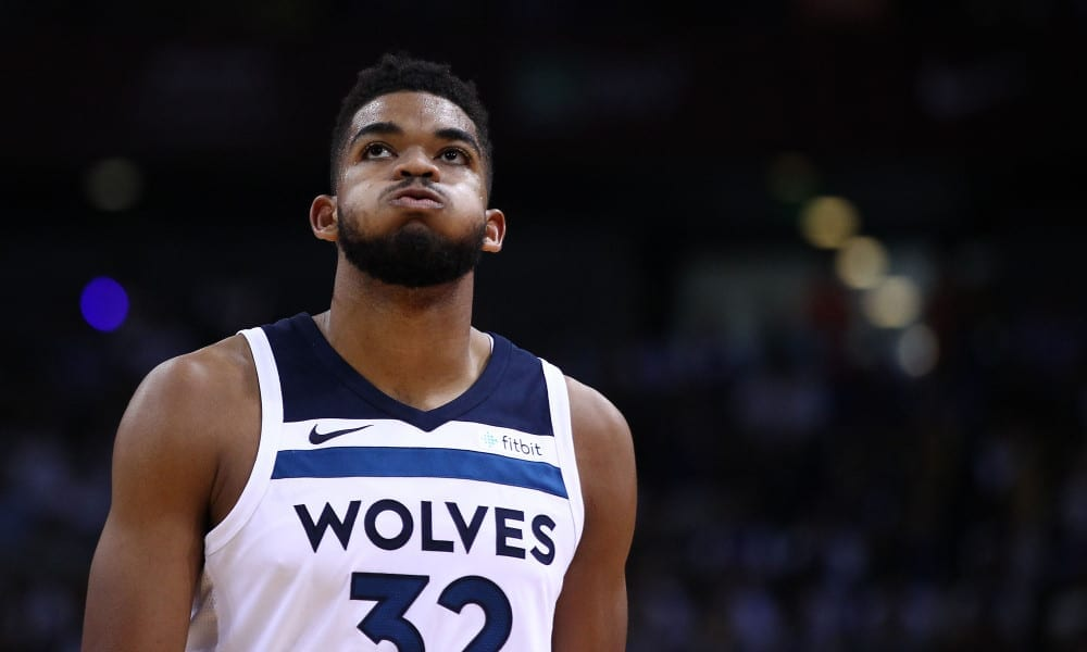 Karl Anthony-Towns Speaks About Mother's Death To Covid-19