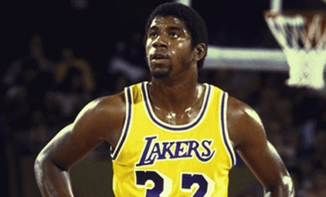 9d2a743a7a4 Are The Lakers Really Switching Back To Their  Showtime  Jerseys Next  Season