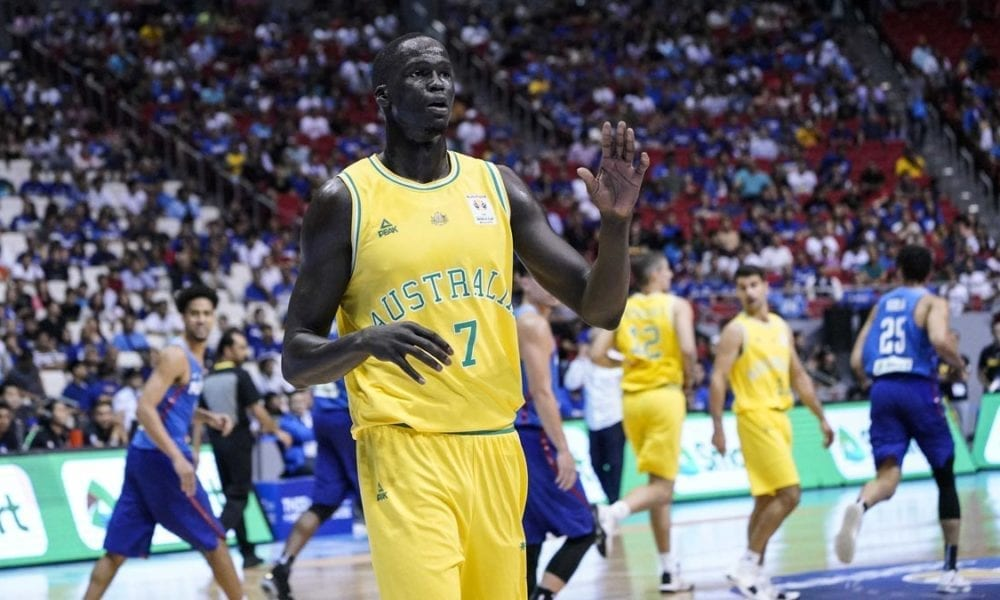 Thon Maker Slams Brawl Suspension, Says He Was Just Trying To Protect His Teammates