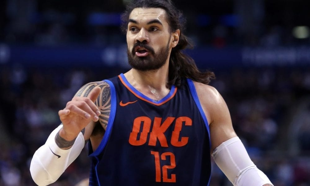 Steven Adams Reveals History Of Depression And Thoughts Of Quitting Basketball