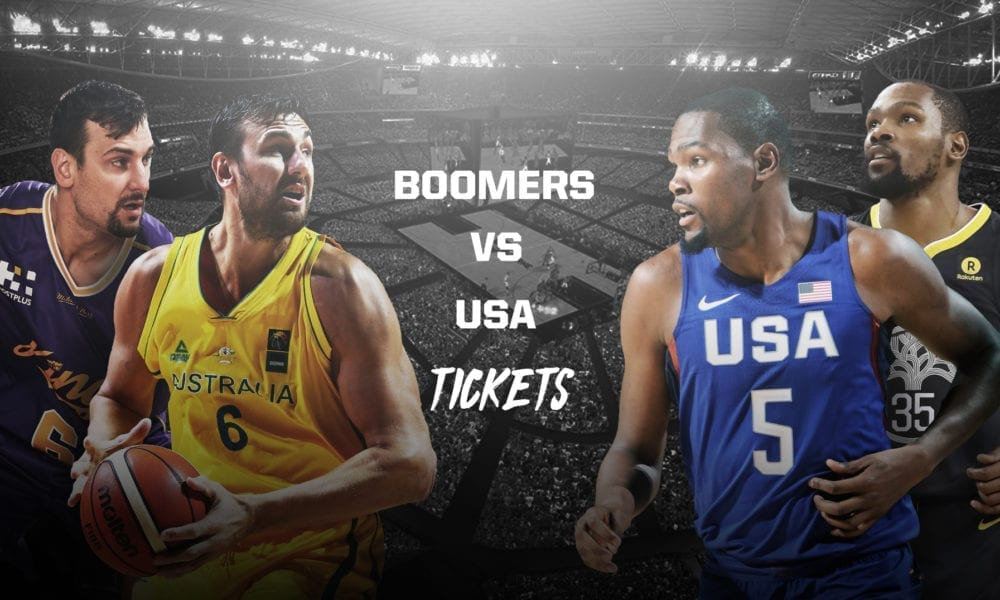 The Easiest Way To Get Boomers vs Team USA Tickets